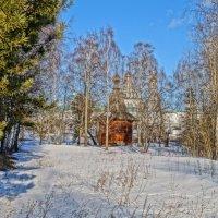 Зимний Ново-Иерусалимский монастырь :: Ирина Шурлапова