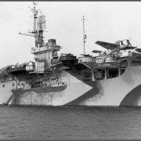"""USS """"Bogue"""".(CVE -9).американский эскортный авианосец. :: Александр"""