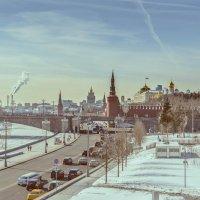 Прогулка по Москве :: Владимир Демчишин