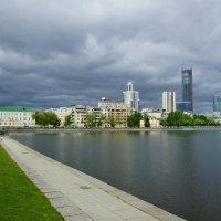 Городской пейзаж :: Наталья Т