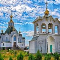 Храм Святого Андрея Первозванного :: Андрей Козлов