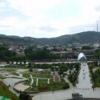 Парк Рике в Тбилиси :: Наиля