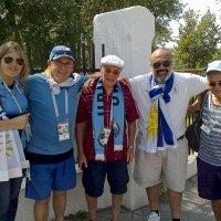 Уругвайцы в Самаре :: MILAV V