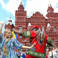 Россия : Колумбия. Отборочный тур :: Михаил Бибичков