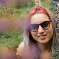 Сестра Настя :: Василиса Ефимченко