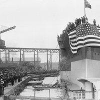 "USS ""Florida"" ( BB -30). американский дредноут, спуск на воду 05.10.1915. :: Александр"
