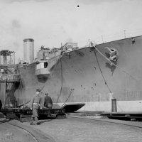 "USS ""Florida"" ( BB -30).американский дредноут, достройка на плаву. :: Александр"