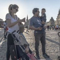 Москва. На Красной площади во время мундиаля. :: Игорь Олегович Кравченко