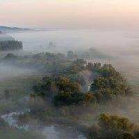 Там за туманами. :: ALEXANDR L