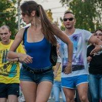 Танцевальный парад начинается с бачаты :: delete