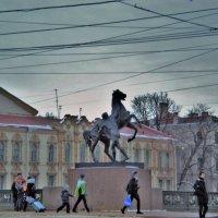 На канале Грибоедова. :: венера чуйкова