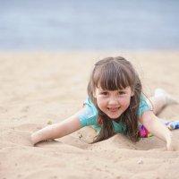 На пляже :: марина алексеева