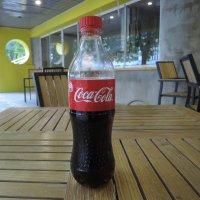 Наедине с  Coca-Cola :: Александр Сапунов