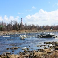 Камни на реке... :: Ирина Яромина