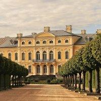 Рундальский замок (Латвия) :: Евгений Белов
