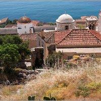 г. Монемвасия, Греция. :: Lmark