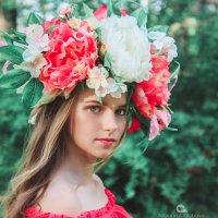 Настюша :: Tatyana Zholobova