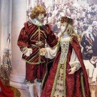 Куклы в историческом интерьере :: Ирина Шурлапова