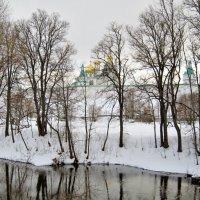 Ново-Иерусалимский монастырь :: Елена (ЛенаРа)