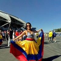 Колумбийская красотка :: MILAV V