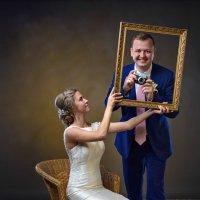 Свадебная рамка :: Олег Каразанов