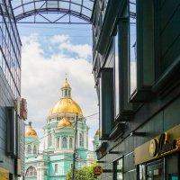 Богоявленский собор в Елохове :: Галина Бехметьева