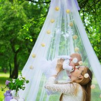 мама и ангел :: Ванда Азарова