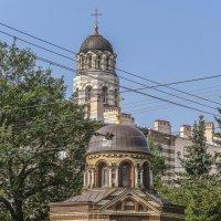 Часовня Покрова Пресвятой Богородицы :: bajguz igor