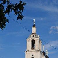 Преображенский храм :: Лариса Вишневская
