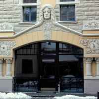 Рига - югендстиль или модерн. :: Liudmila LLF