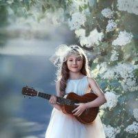 брынь да брынь моя гитара :: Елена Круглова