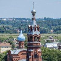 Храм во имя Введения Пресвятой Богородицы :: Сергей Лындин