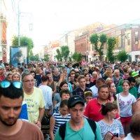 Бразильский карнавал по-самарски :: delete