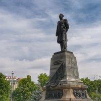Памятник адмиралу Нахимову :: Владимир Прокофьев