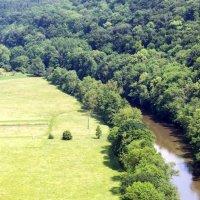 Река Заале. :: Надежда