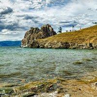 Остров Ольхон-озеро Байкал :: Виктор Заморков