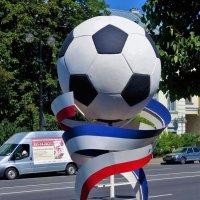 Футбольный Питер... :: Sergey Gordoff