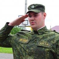 Солдат :: Виталий Абакшин
