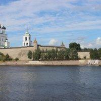 У самой границы России :: Дмитрий Солоненко