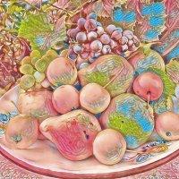 Ваза с фруктами :: Владимир