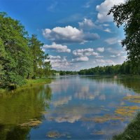 Идиллия Белого озера 3... :: Sergey Gordoff