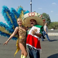 Счастливый мексиканец.  Самара :: MILAV V