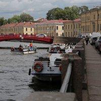Впереди-Красный мост, 1814 г. :: ZNatasha -