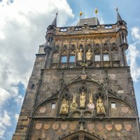 Староместская башня :: Tatsiana Latushko