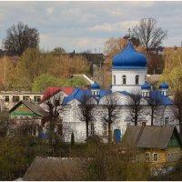 Крестовоздвиженская церковь. :: Paparazzi