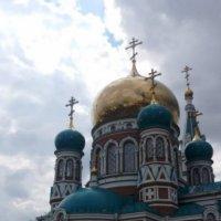 Храм в г. Омске . :: Мила Бовкун