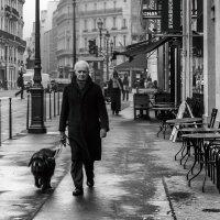 Просто рассказ о человеке с собакой :: alteragen Абанин Г.
