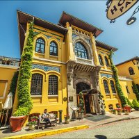 Отель Four Seasons в Стамбуле :: Ирина Лепнёва