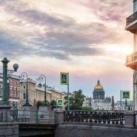Фонари и купол :: Юлия Батурина