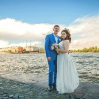 Свадебная съемка :: Михаил Лебедев